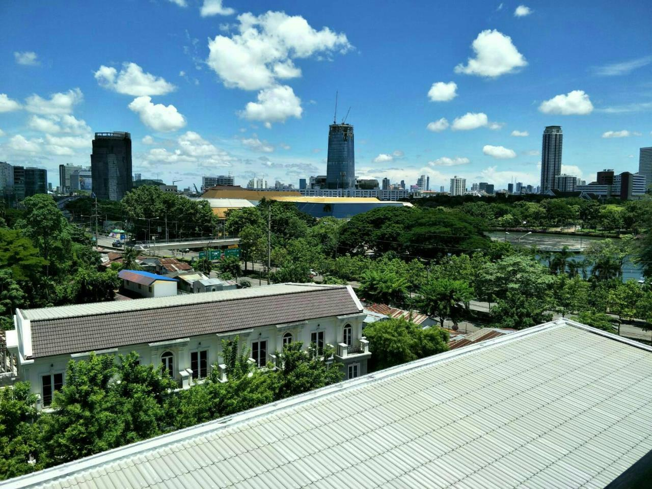 Quality Life Property Agency's For Sale/Rent!!! Voque Sukhumvit 16 / 1 Badroom  / 8 Floor 1