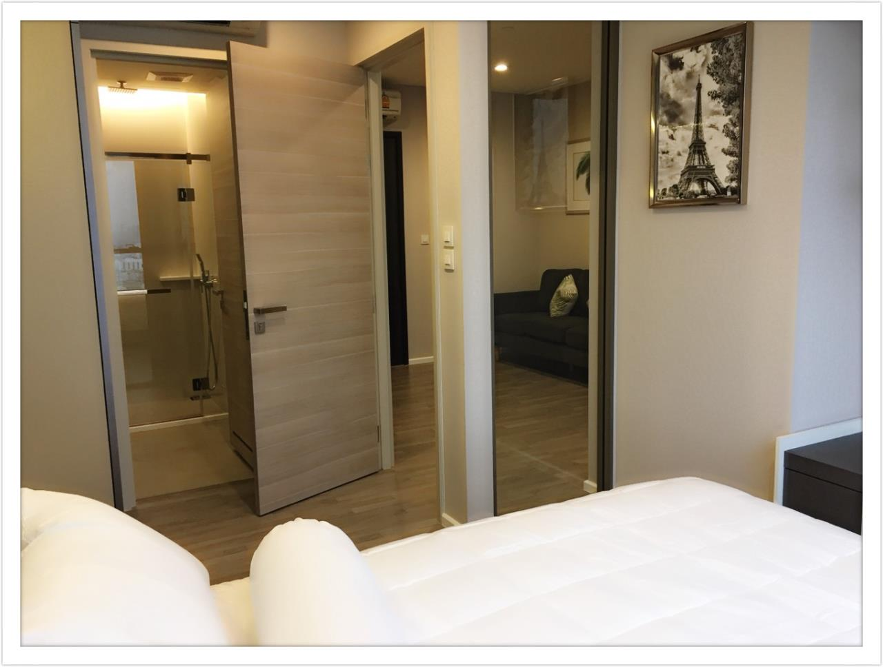 Quality Life Property Agency's For Rent!!! The Room Sathorn - St.Louis  / 1 Badroom  / 21 Floor 3