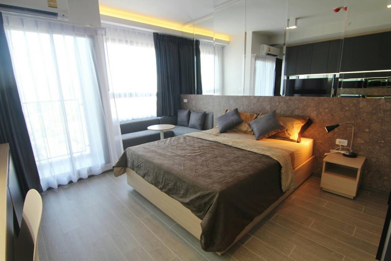 Quality Life Property Agency's For Rent!!! Ideo Sukhumvit 93  / Studio 1 Bathroom  / 20 Floor 5