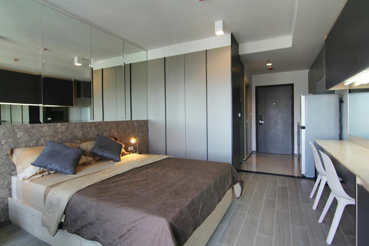 Quality Life Property Agency's For Rent!!! Ideo Sukhumvit 93  / Studio 1 Bathroom  / 20 Floor 6