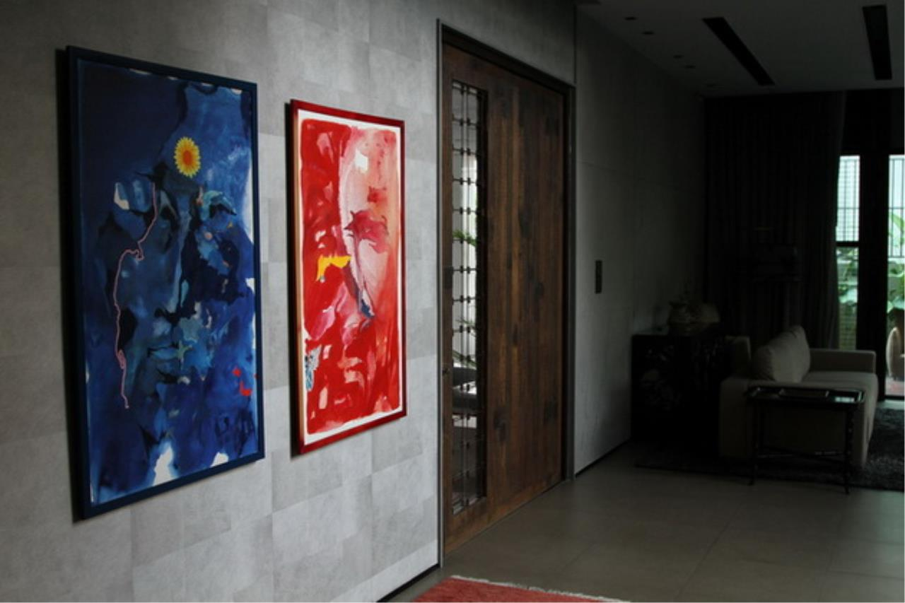 Best BKK Condos Agency's Luxury House with Pool, Phrom Phong - 752 Sq.m (Total area : 1250 Sq.m) - For sale: 270 MB THB 2
