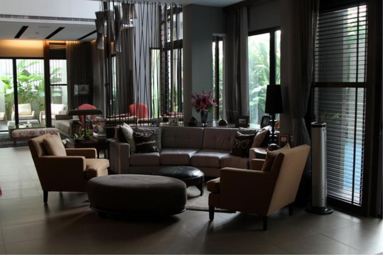 Best BKK Condos Agency's Luxury House with Pool, Phrom Phong - 752 Sq.m (Total area : 1250 Sq.m) - For sale: 270 MB THB 3