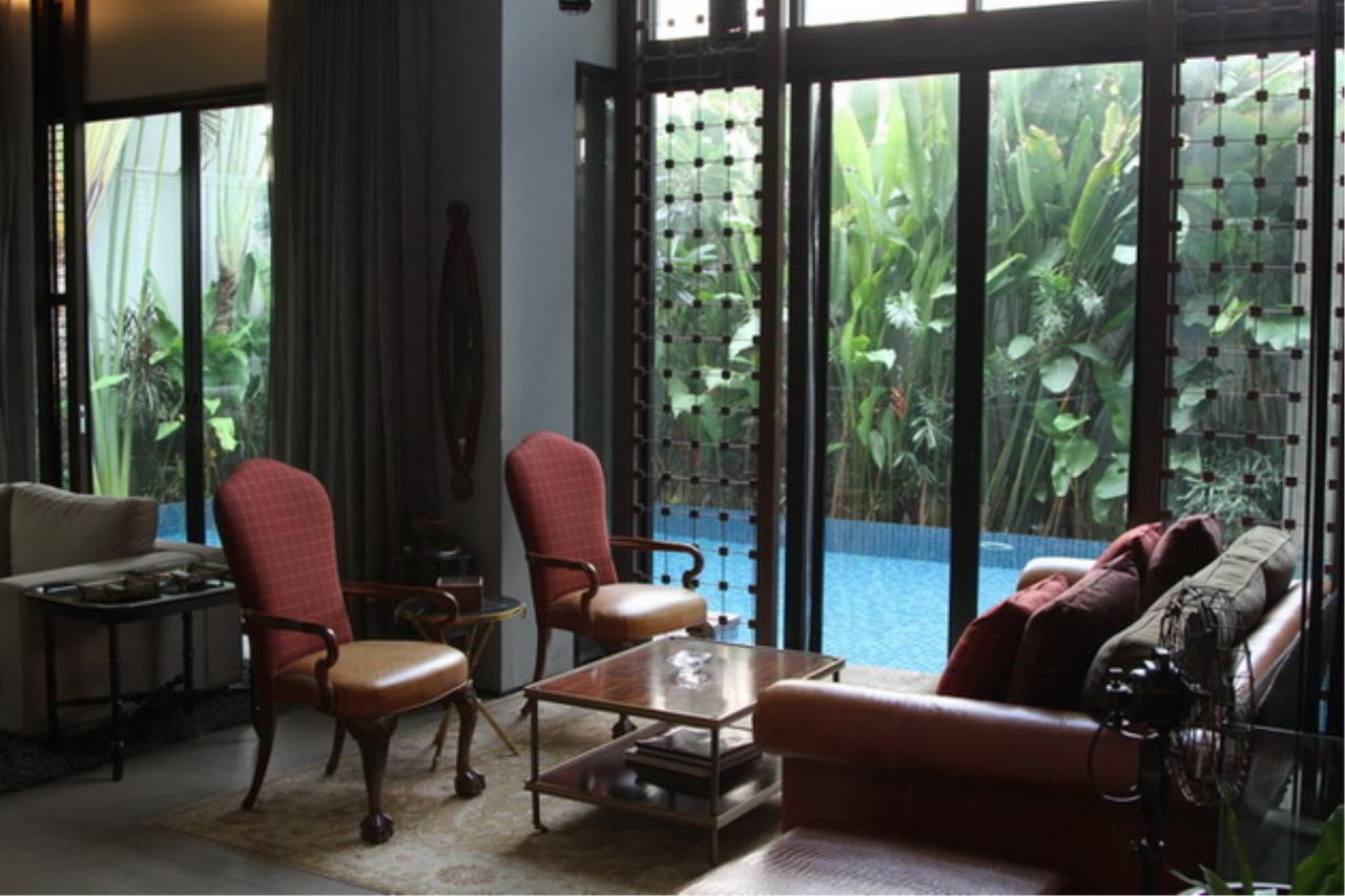 Best BKK Condos Agency's Luxury House with Pool, Phrom Phong - 752 Sq.m (Total area : 1250 Sq.m) - For sale: 270 MB THB 4