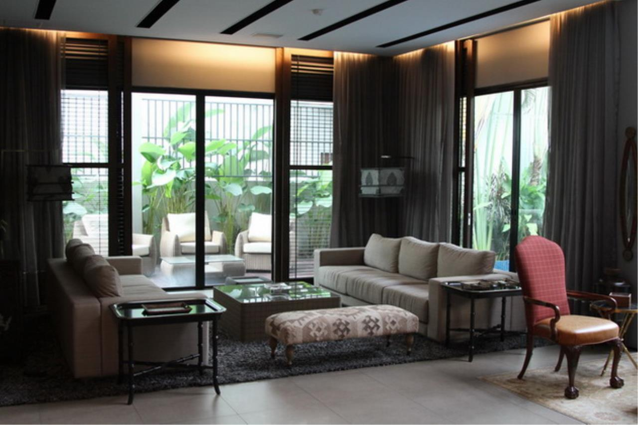 Best BKK Condos Agency's Luxury House with Pool, Phrom Phong - 752 Sq.m (Total area : 1250 Sq.m) - For sale: 270 MB THB 5