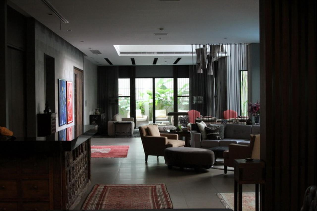 Best BKK Condos Agency's Luxury House with Pool, Phrom Phong - 752 Sq.m (Total area : 1250 Sq.m) - For sale: 270 MB THB 8