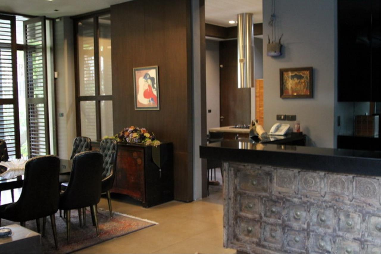 Best BKK Condos Agency's Luxury House with Pool, Phrom Phong - 752 Sq.m (Total area : 1250 Sq.m) - For sale: 270 MB THB 10