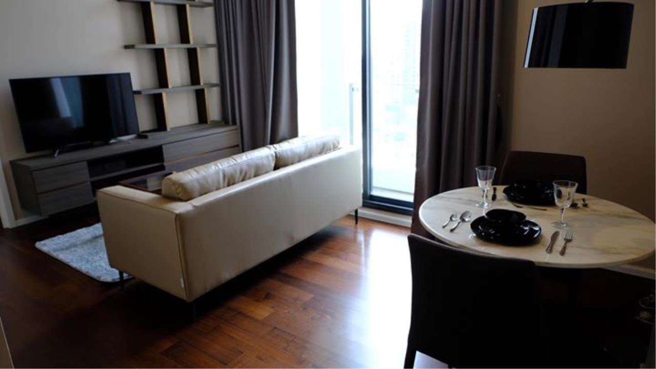 Best BKK Condos Agency's The Diplomat for rent, 60 000 THB/month, 60sqm, 1 bedroom 2