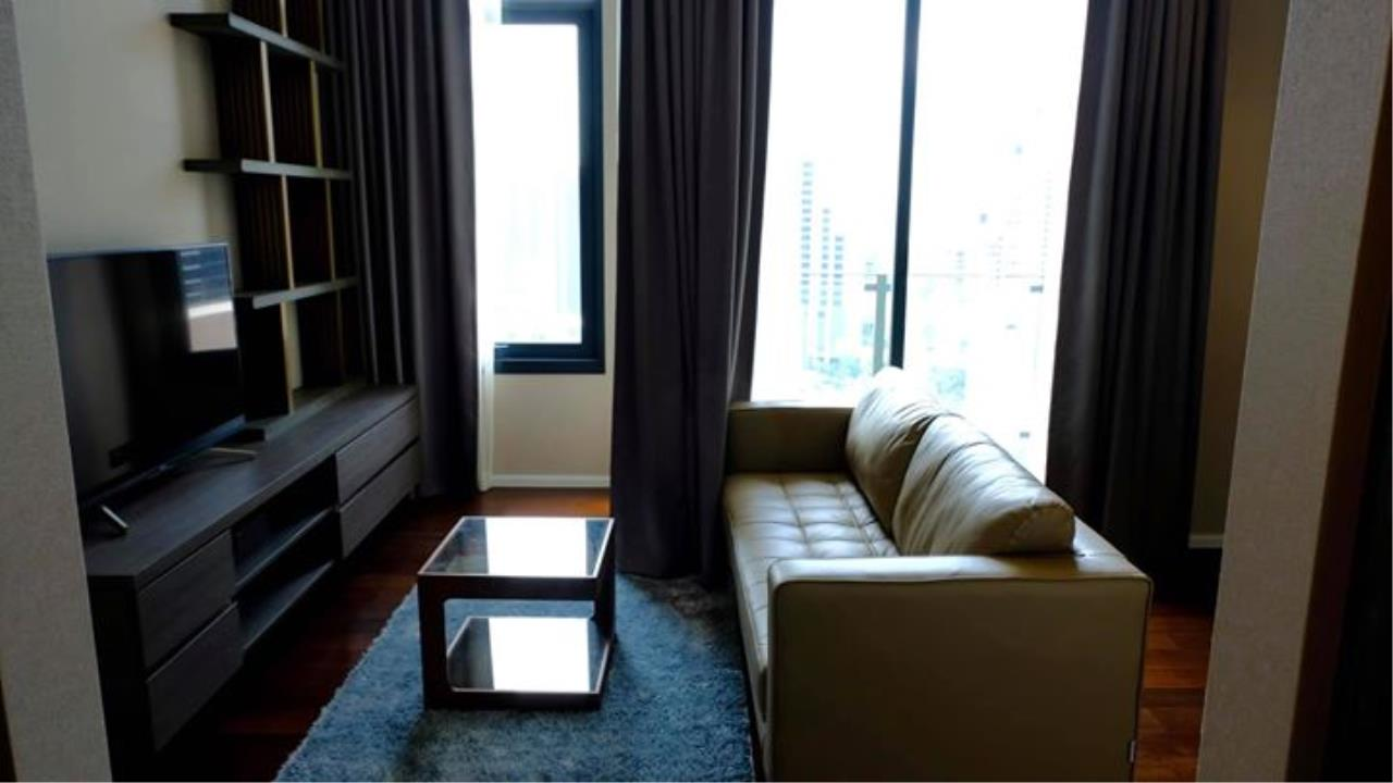 Best BKK Condos Agency's The Diplomat for rent, 60 000 THB/month, 60sqm, 1 bedroom 22