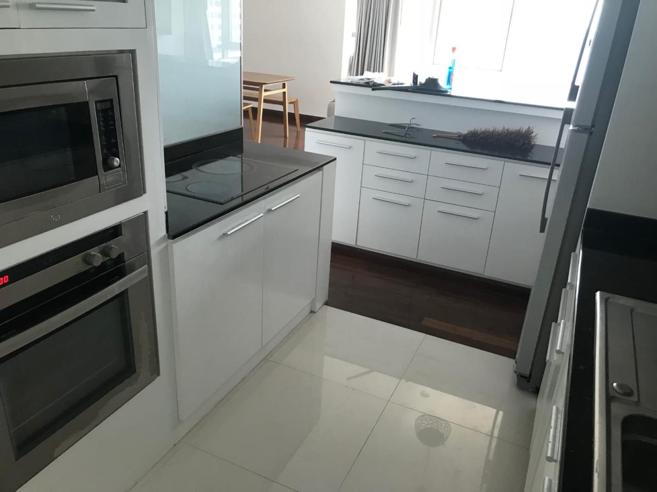 Best BKK Condos Agency's Asoke place/ 102 sqm/ 2 bedrooms/46k/month / for rent  6