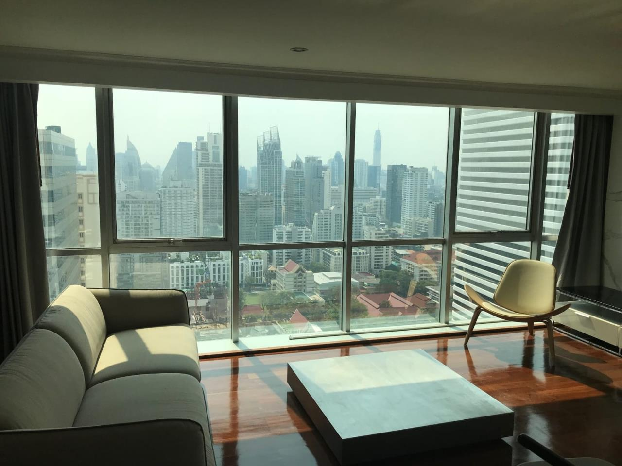 Best BKK Condos Agency's Asoke place/ 102 sqm/ 2 bedrooms/46k/month / for rent  3