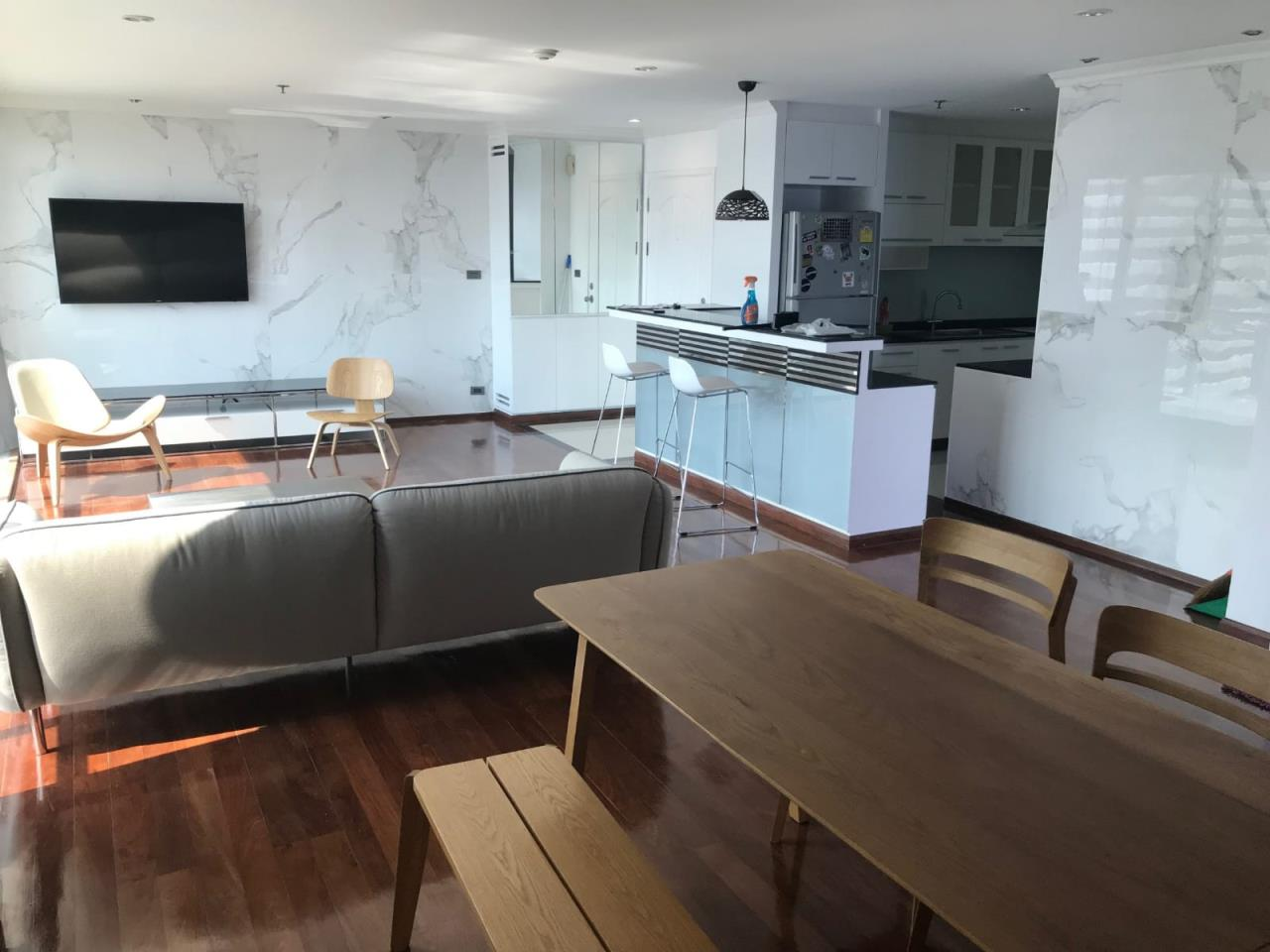 Best BKK Condos Agency's Asoke place/ 102 sqm/ 2 bedrooms/46k/month / for rent  4