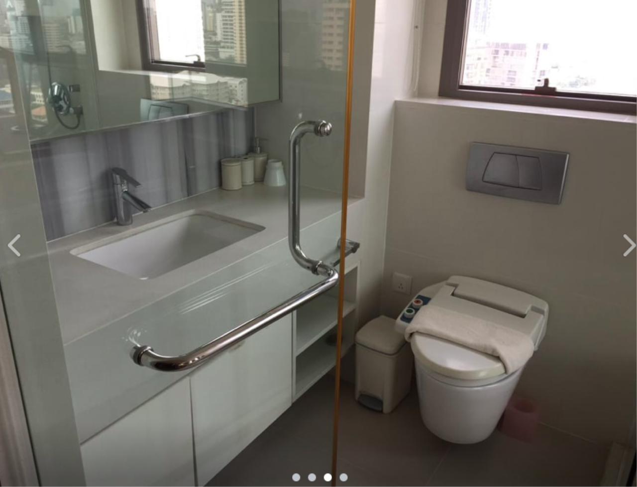 Bestbkkcondos Agency's Aequa Residence / 1 bedroom / 60 sqm / 55k rent / 12m sale  1