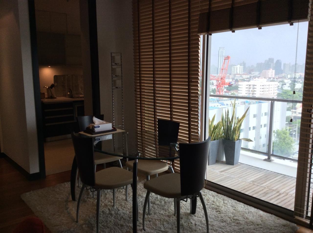 Bestbkkcondos Agency's Loft Yenakard / 2 bedrooms / 90 sqm / 40k rent  6