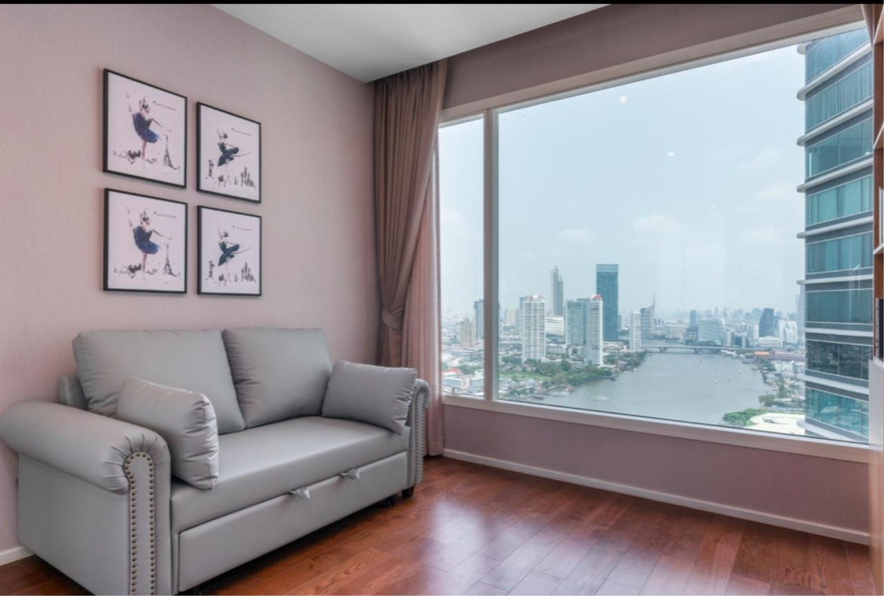 Bestbkkcondos Agency's Menam Residence / 3 bedrooms / 160 sqm / 160k rent / 39.68m sale 6