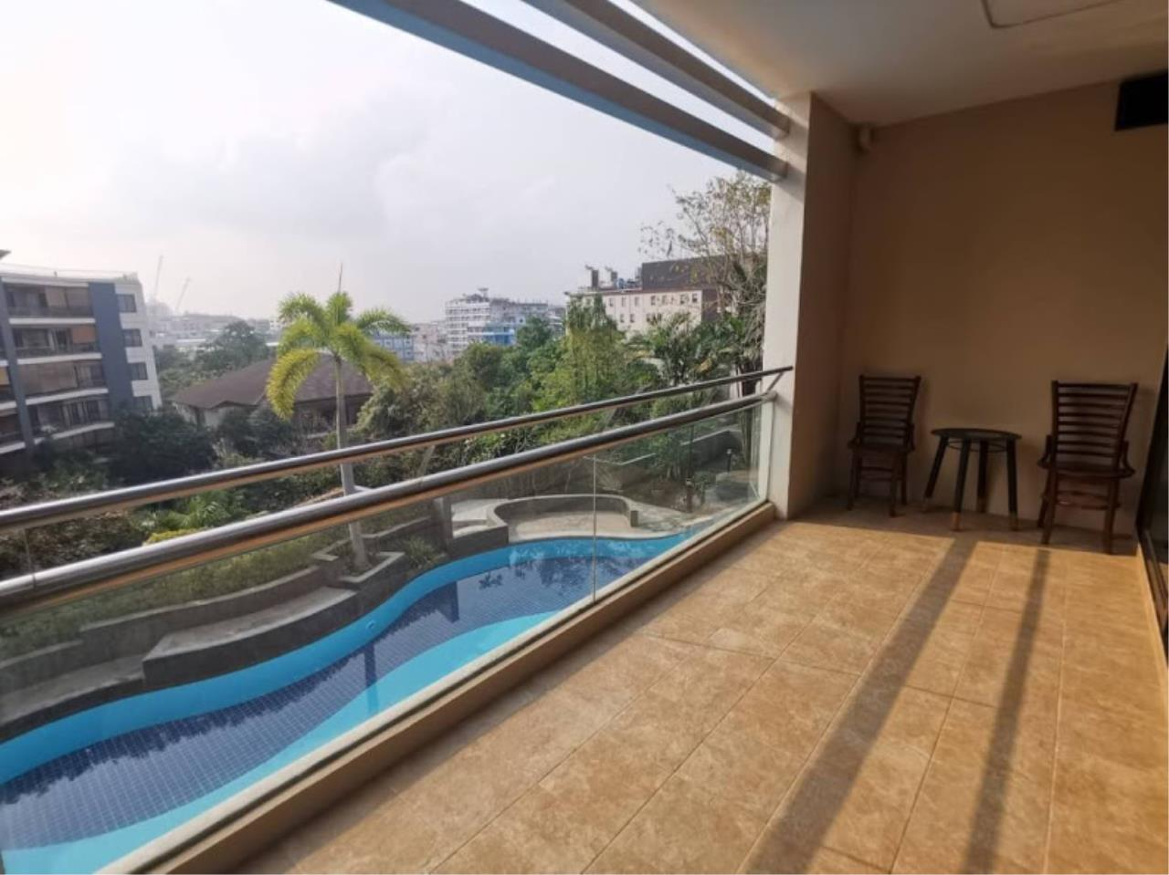 Bestbkkcondos Agency's For rent 48,000 THB The natural suite place Ngamdupli, Sathorn 1. 150 sq.m. 2 Bedroom 2 Bathroom. 11