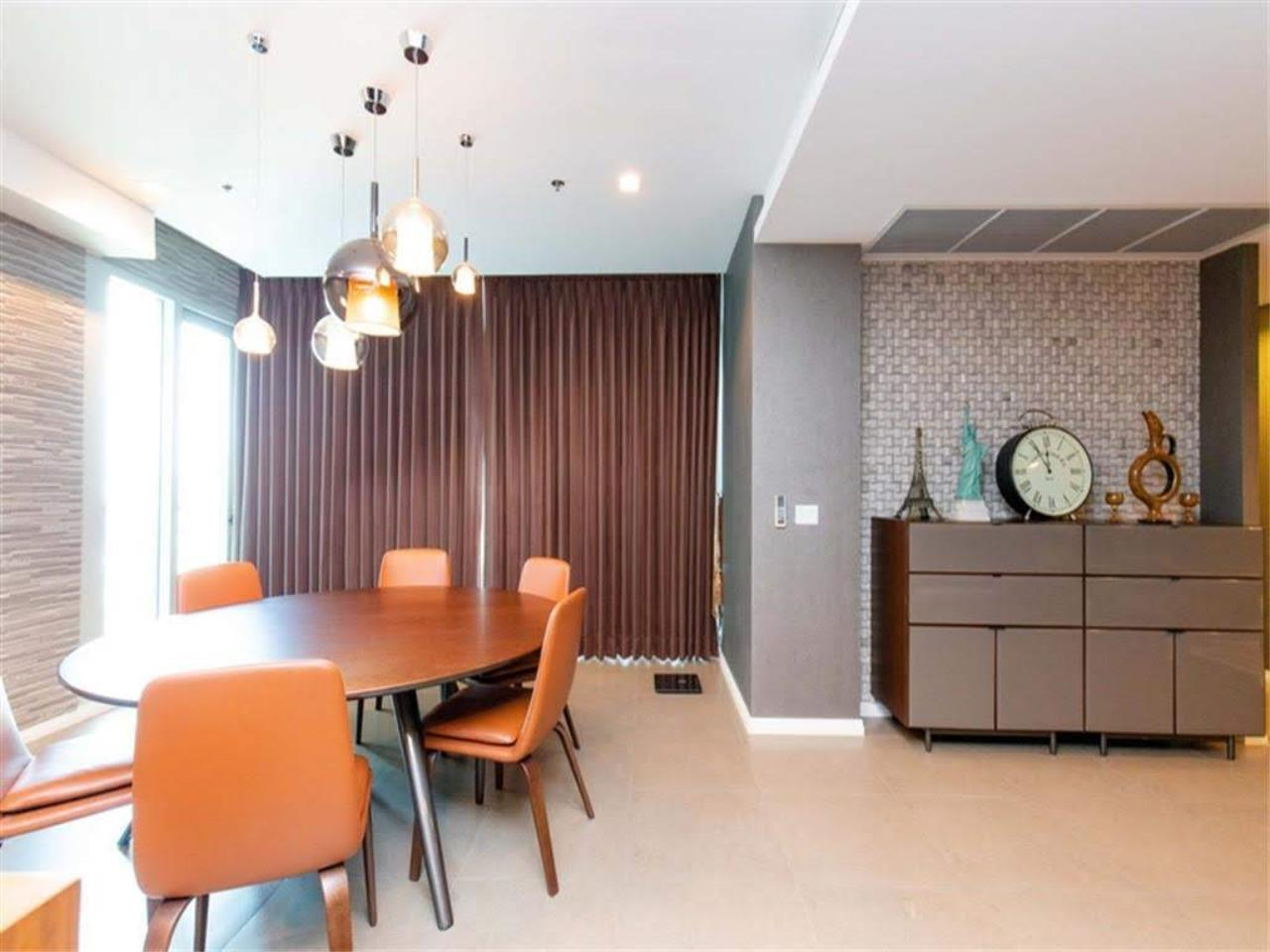 Bestbkkcondos Agency's The River - 233,8 sqm - For Sale : 52 000 000 THB - 3 Bedrooms 12