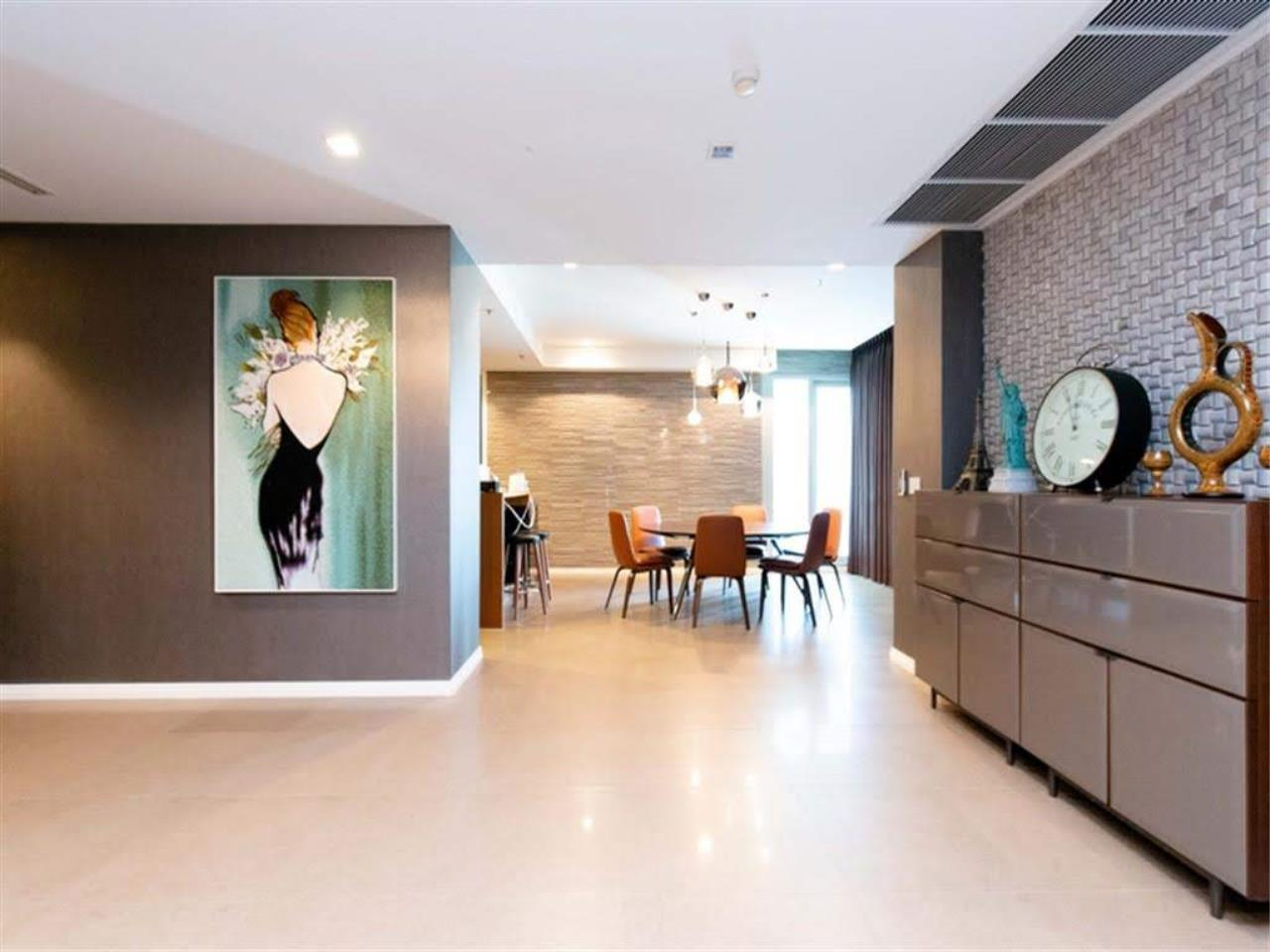 Bestbkkcondos Agency's The River - 233,8 sqm - For Sale : 52 000 000 THB - 3 Bedrooms 19