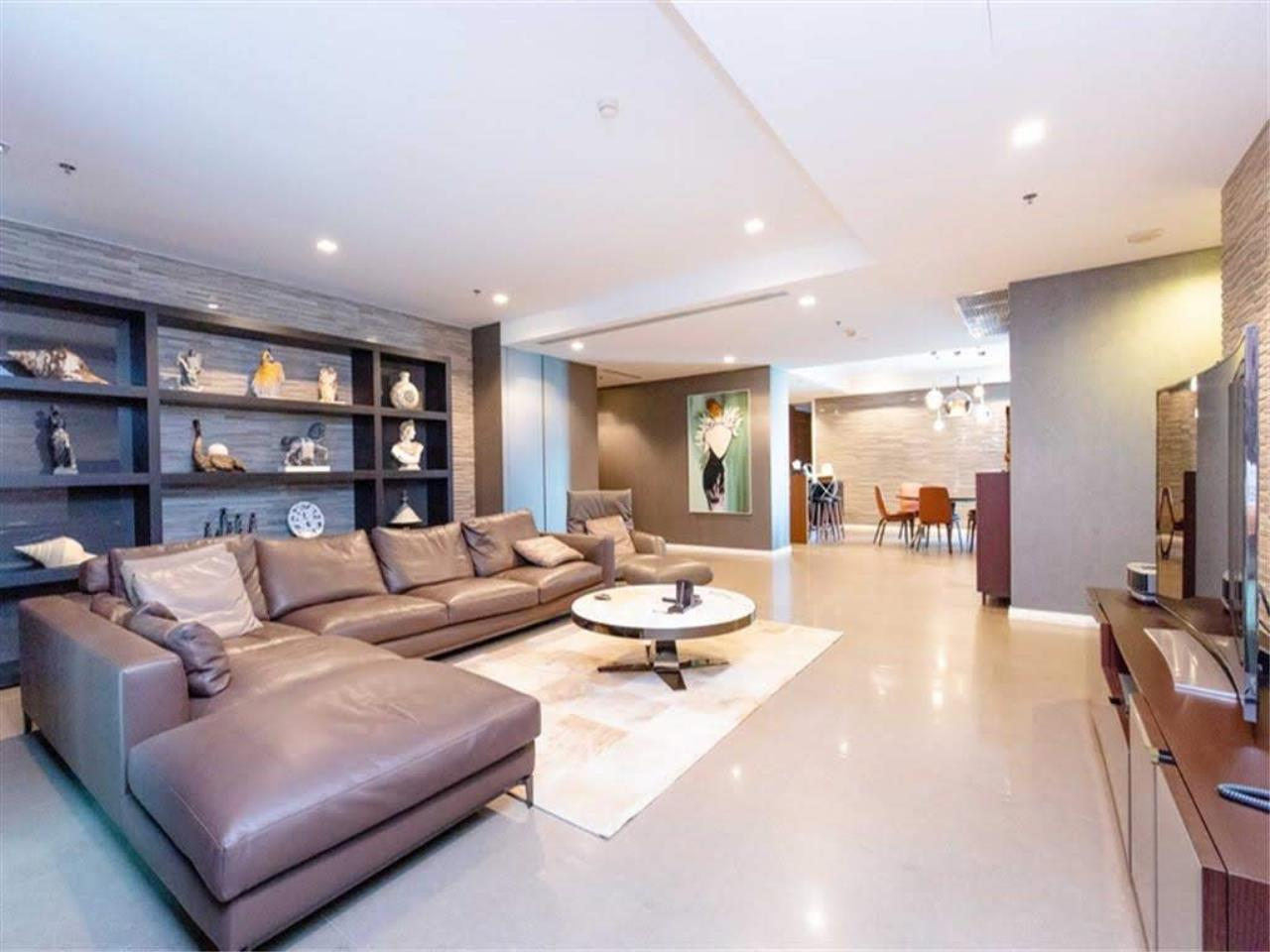 Bestbkkcondos Agency's The River - 233,8 sqm - For Sale : 52 000 000 THB - 3 Bedrooms 22