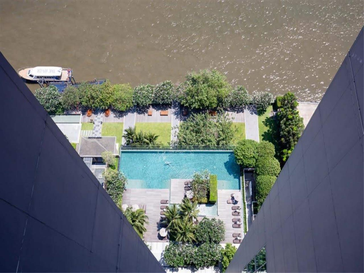 Bestbkkcondos Agency's The River - 233,8 sqm - For Sale : 52 000 000 THB - 3 Bedrooms 35
