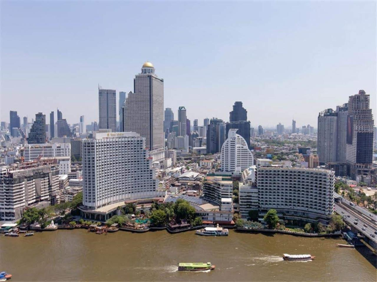 Bestbkkcondos Agency's The River - 233,8 sqm - For Sale : 52 000 000 THB - 3 Bedrooms 36