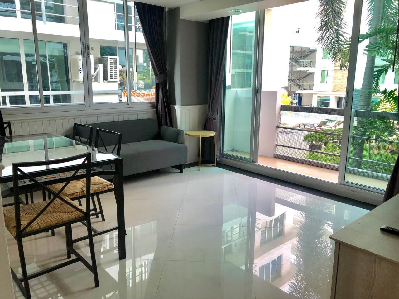 Bestbkkcondos Agency's Waterford Sukhumvit 50 - 74 sqm - For Rent : 27 000 bth / month - 3 Bedrooms 2