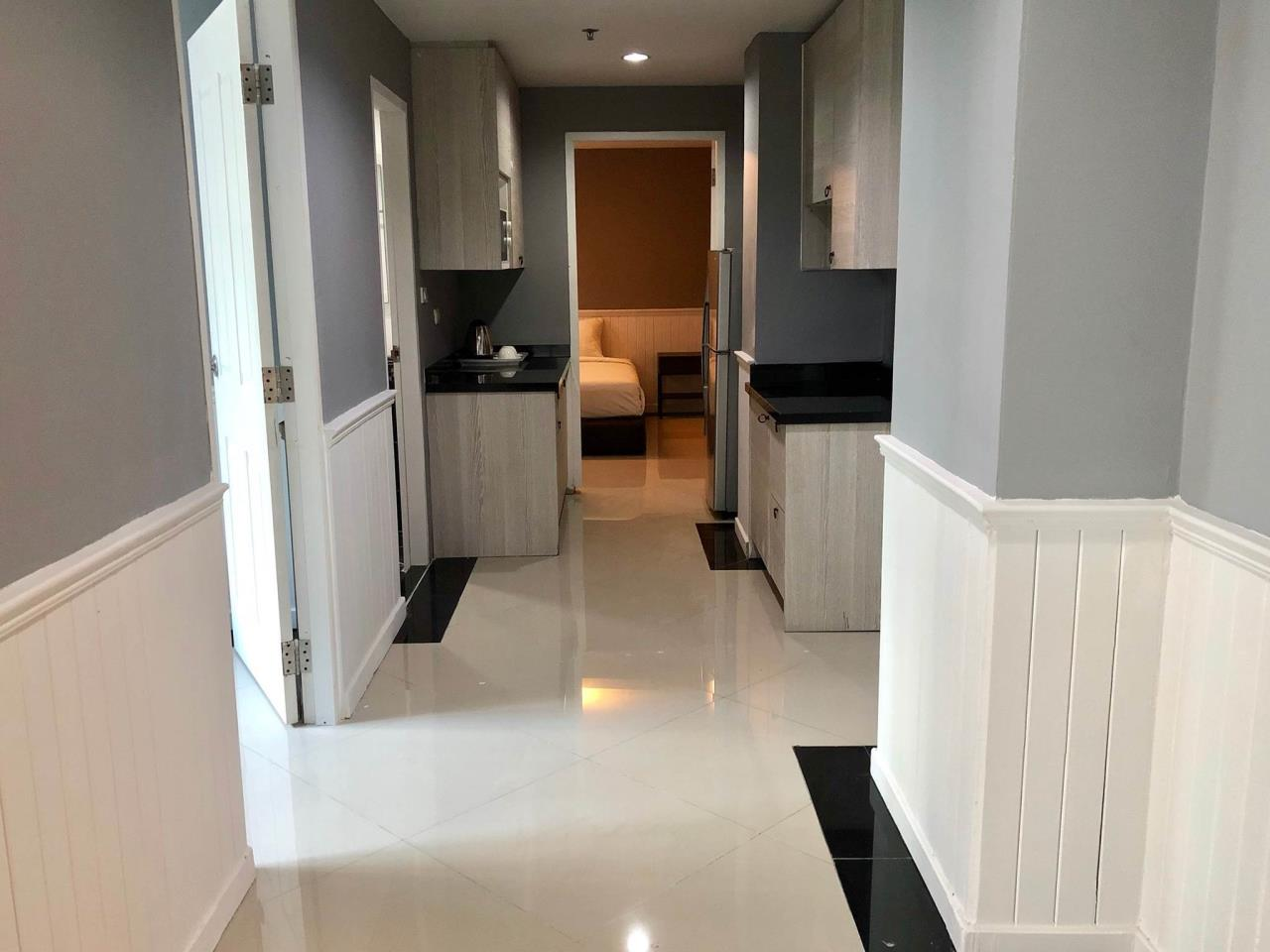 Bestbkkcondos Agency's Waterford Sukhumvit 50 - 74 sqm - For Rent : 27 000 bth / month - 3 Bedrooms 5