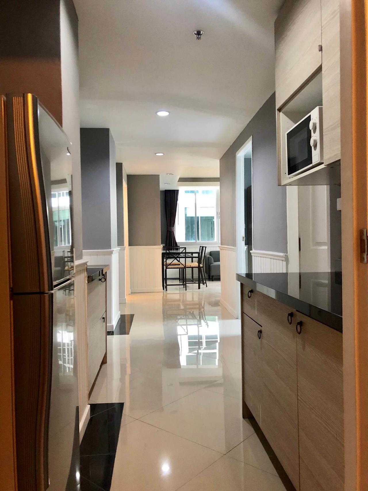 Bestbkkcondos Agency's Waterford Sukhumvit 50 - 74 sqm - For Rent : 27 000 bth / month - 3 Bedrooms 6
