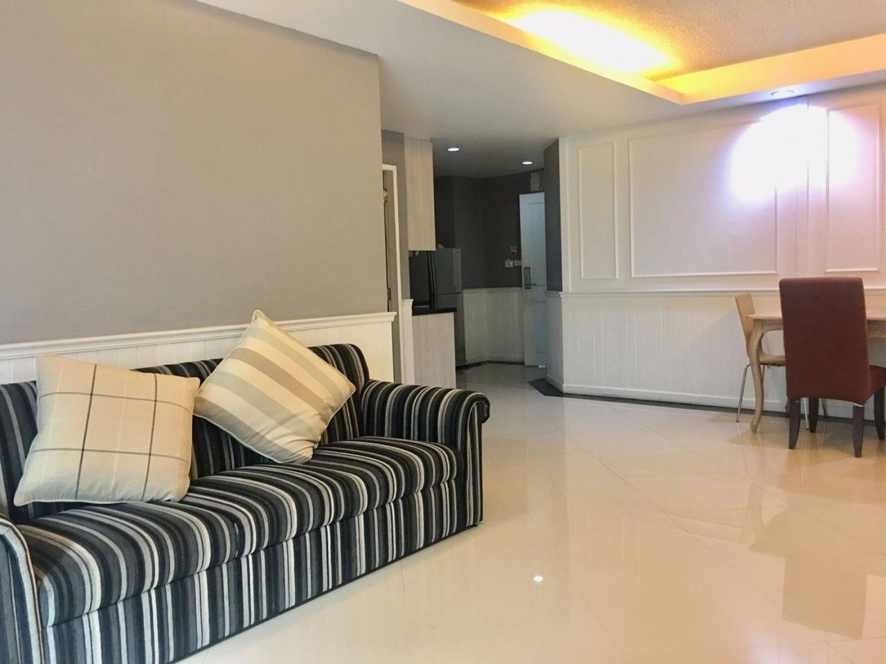 Bestbkkcondos Agency's Waterford Sukhumvit 50 - 2Bedrooms/2Bathrooms apartment with large balcony FOR RENT AND SALE!!! 2