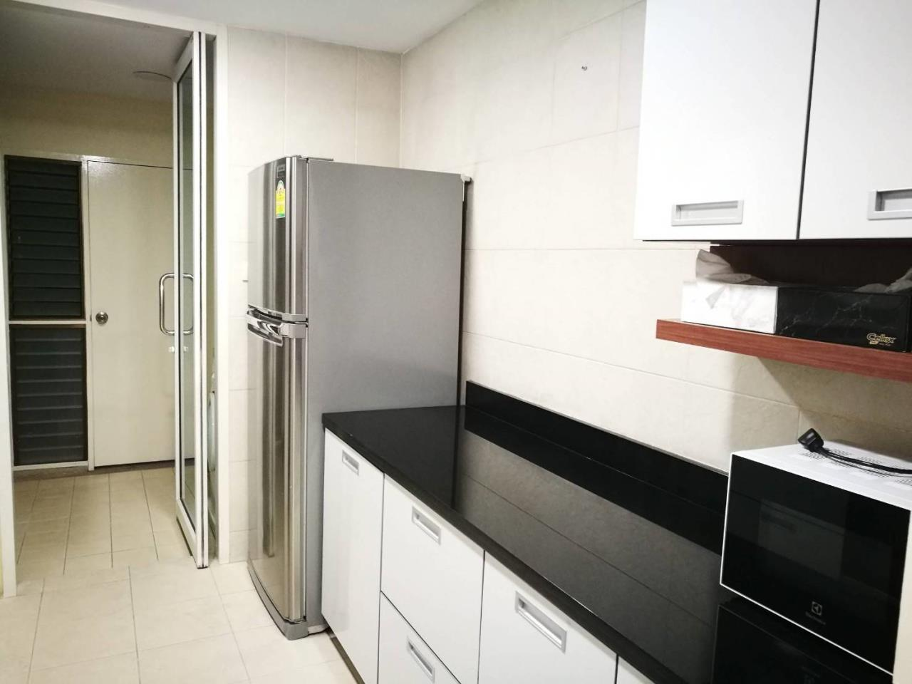 Bestbkkcondos Agency's Wilshire Condo Sukhumvit 22 - 140 SQ.M - for rent: 70,000 THB - 2 bedrooms, 2 bathrooms 2