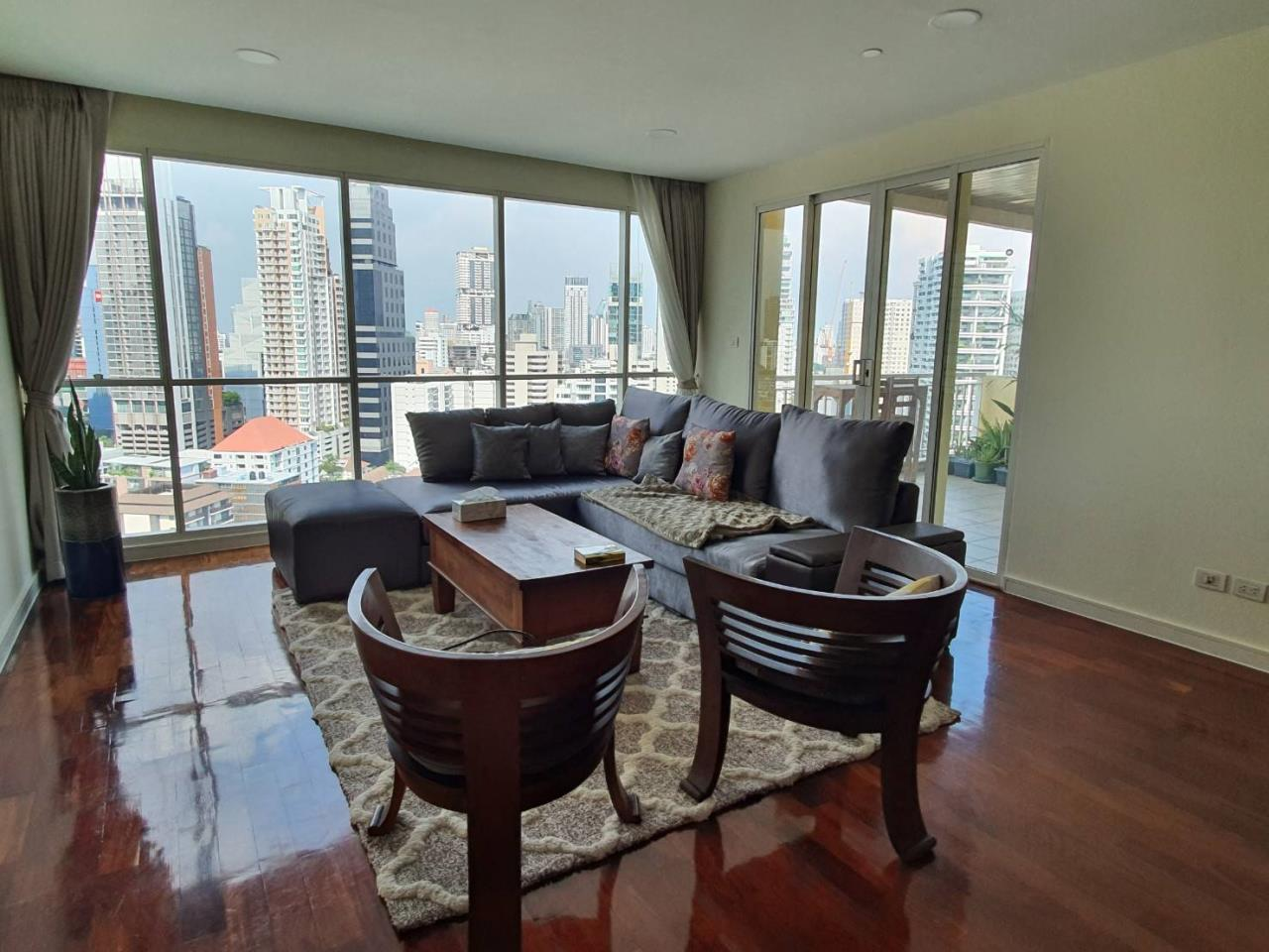 Bestbkkcondos Agency's Wilshire Condo Sukhumvit 22 - 140 SQ.M - for rent: 70,000 THB - 2 bedrooms, 2 bathrooms 16