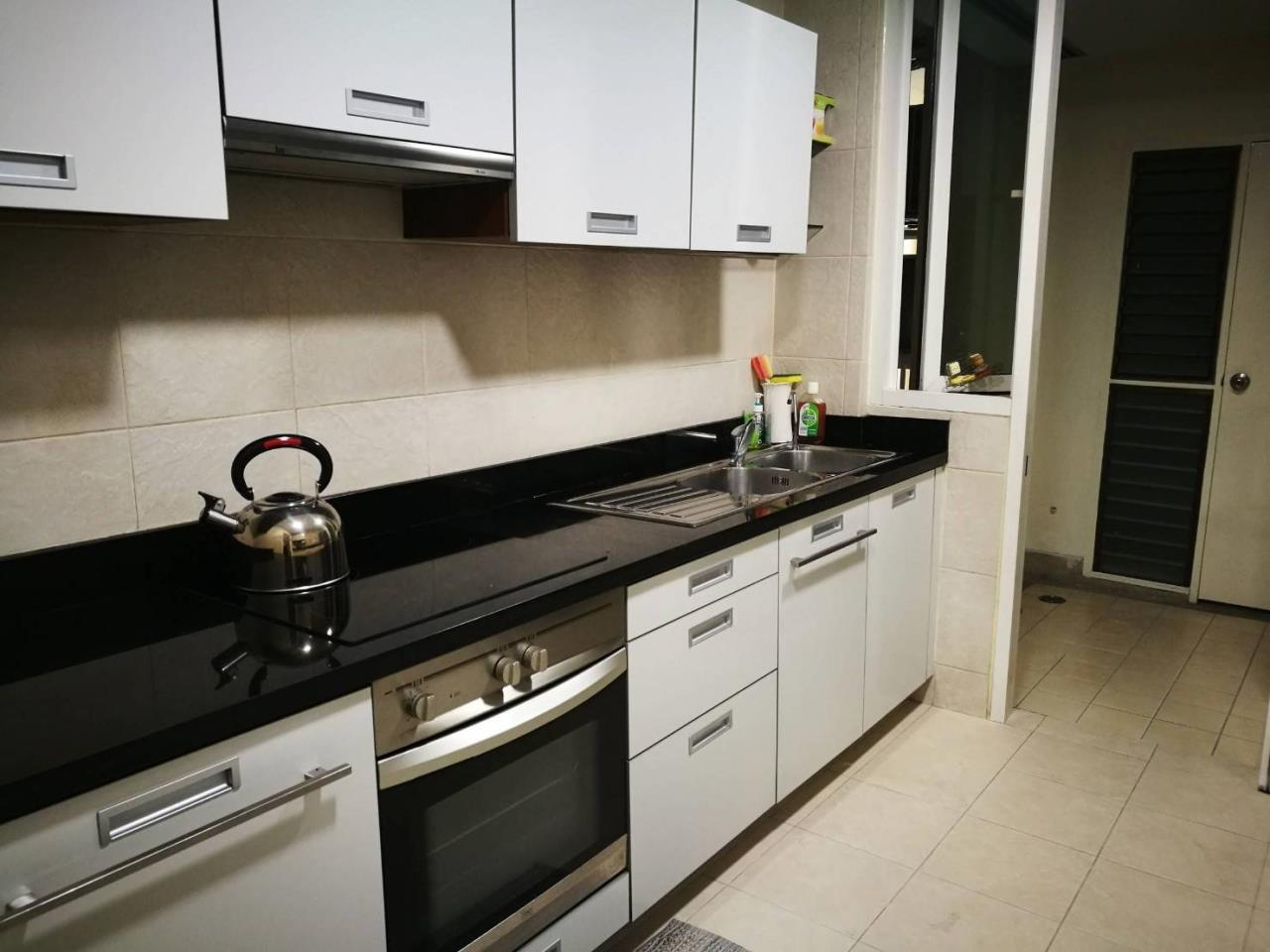 Bestbkkcondos Agency's Wilshire Condo Sukhumvit 22 - 140 SQ.M - for rent: 70,000 THB - 2 bedrooms, 2 bathrooms 7