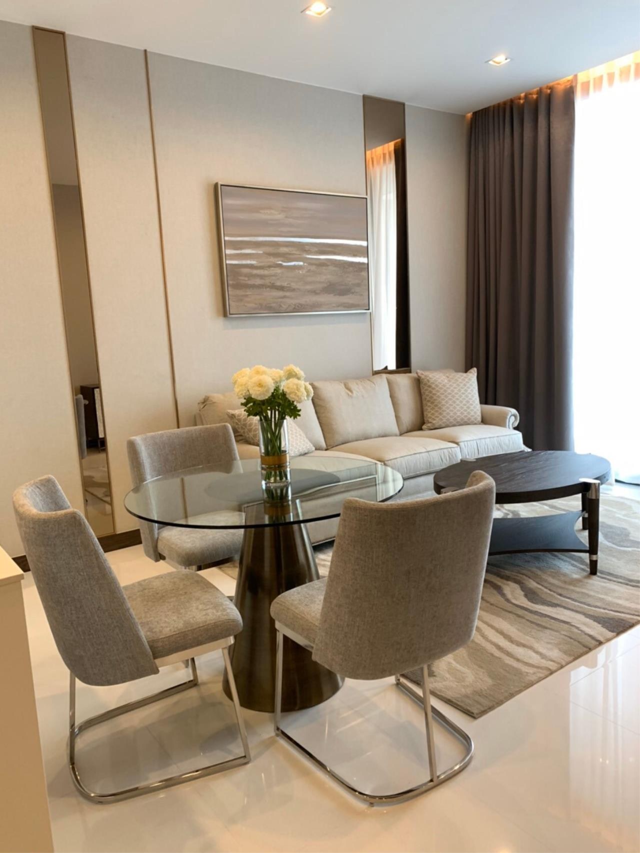 Bestbkkcondos Agency's Q sukhumvit at BTSnana - 92sqm - For Rent : 90 000 / month - 2 Bedrooms 12