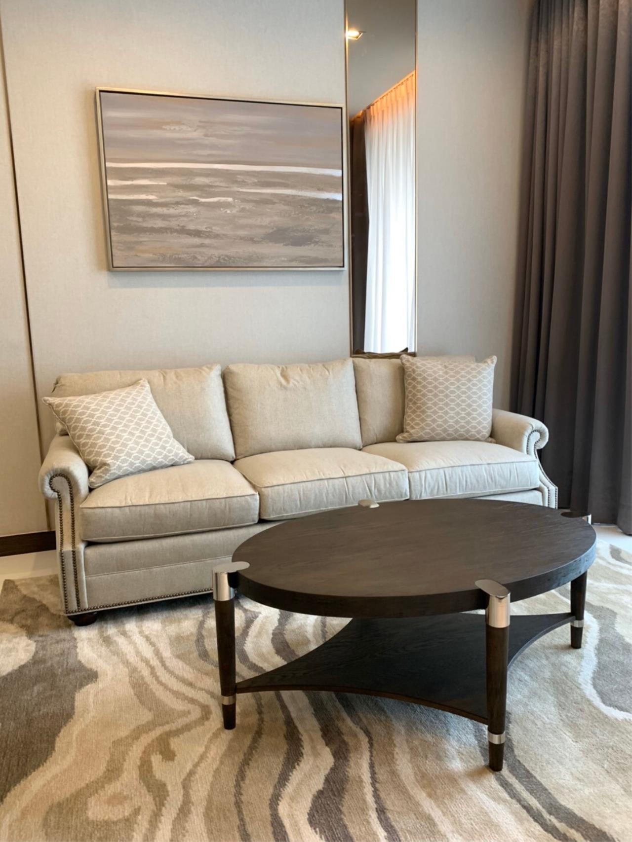Bestbkkcondos Agency's Q sukhumvit at BTSnana - 92sqm - For Rent : 90 000 / month - 2 Bedrooms 11