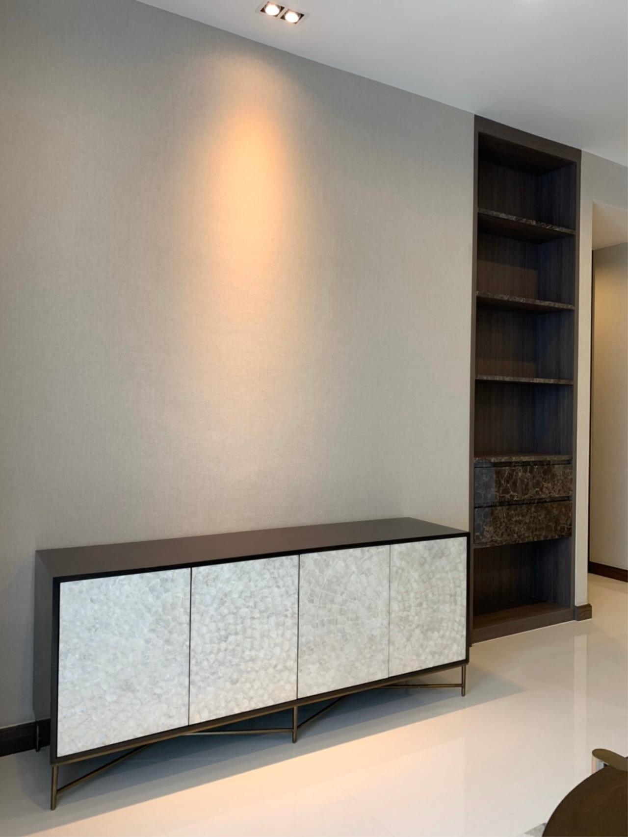 Bestbkkcondos Agency's Q sukhumvit at BTSnana - 92sqm - For Rent : 90 000 / month - 2 Bedrooms 9