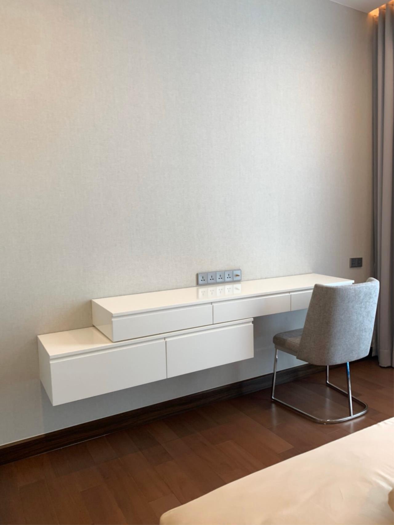Bestbkkcondos Agency's Q sukhumvit at BTSnana - 92sqm - For Rent : 90 000 / month - 2 Bedrooms 7