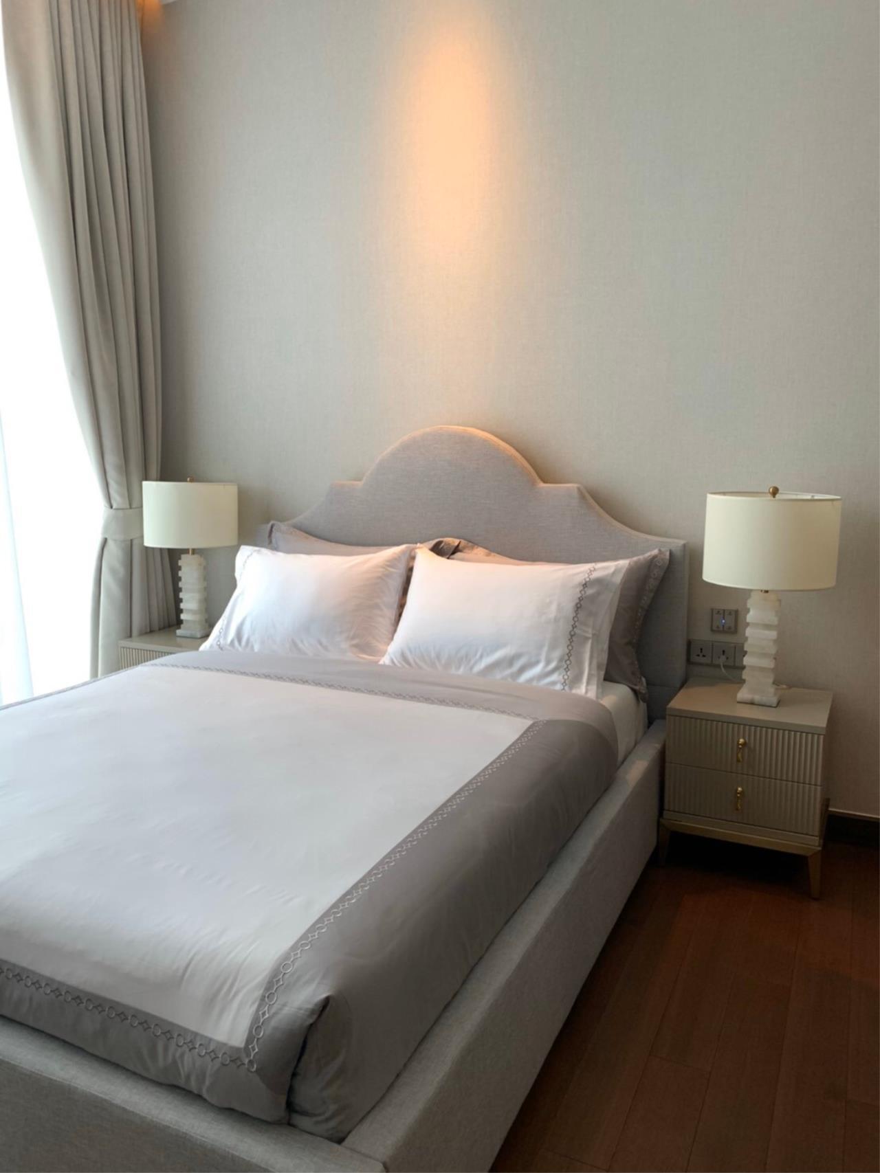 Bestbkkcondos Agency's Q sukhumvit at BTSnana - 92sqm - For Rent : 90 000 / month - 2 Bedrooms 5