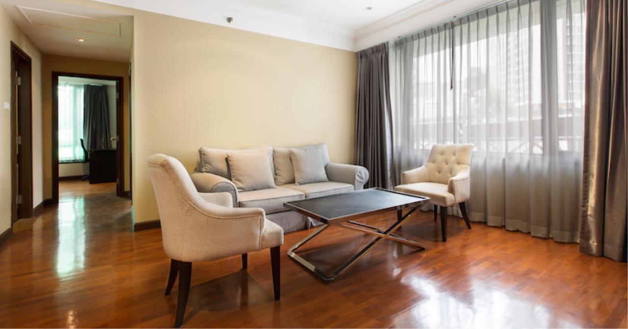 Bestbkkcondos Agency's Ban Piyasathorn - 91 sqm - For Rent : 45 000 bth / Month - 2 Bedrooms 1