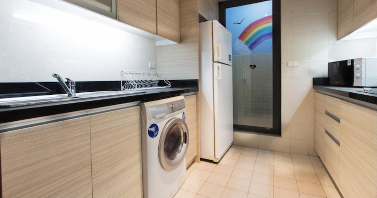 Bestbkkcondos Agency's Ban Piyasathorn - 91 sqm - For Rent : 45 000 bth / Month - 2 Bedrooms 3