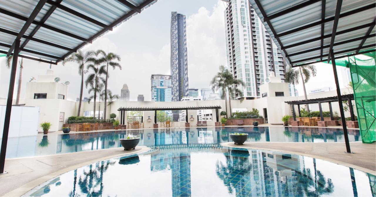 Bestbkkcondos Agency's Ban Piyasathorn - 91 sqm - For Rent : 45 000 bth / Month - 2 Bedrooms 9