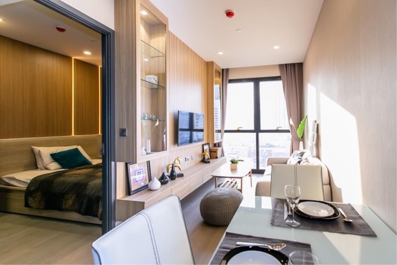 Bestbkkcondos Agency's Ashton Asoke 1 bedroom 1 bathroom 30.5sqm Rental: 28000THB Negotiable 2