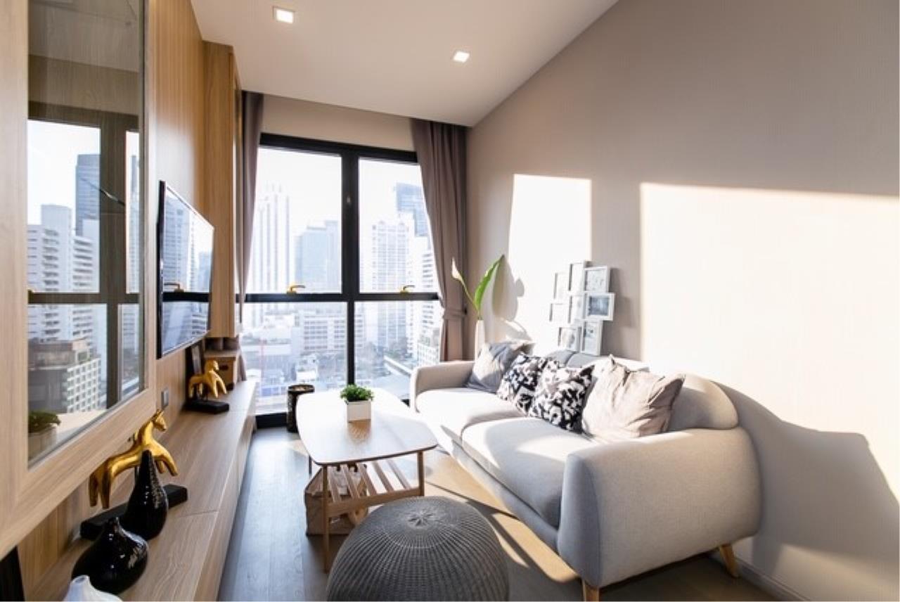 Bestbkkcondos Agency's Ashton Asoke 1 bedroom 1 bathroom 30.5sqm Rental: 28000THB Negotiable 1