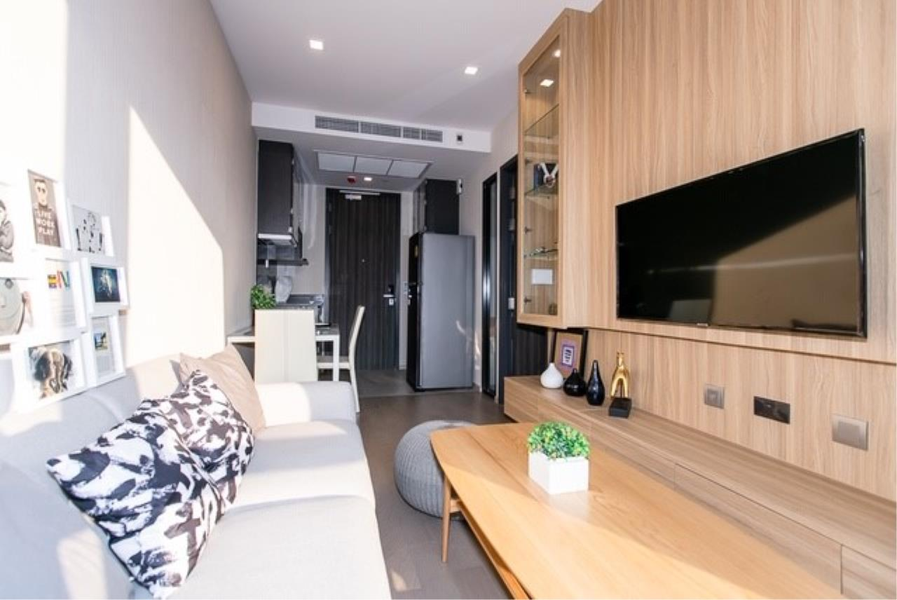 Bestbkkcondos Agency's Ashton Asoke 1 bedroom 1 bathroom 30.5sqm Rental: 28000THB Negotiable 3