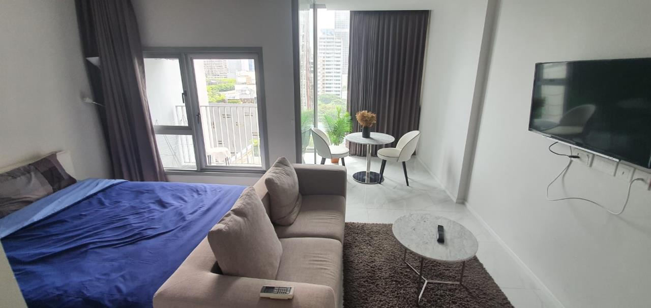 Bestbkkcondos Agency's Hyde 11 - 35 Sqm - for rent: 19000THB/MONTH - 1 bedroom, 1 bathroom 1