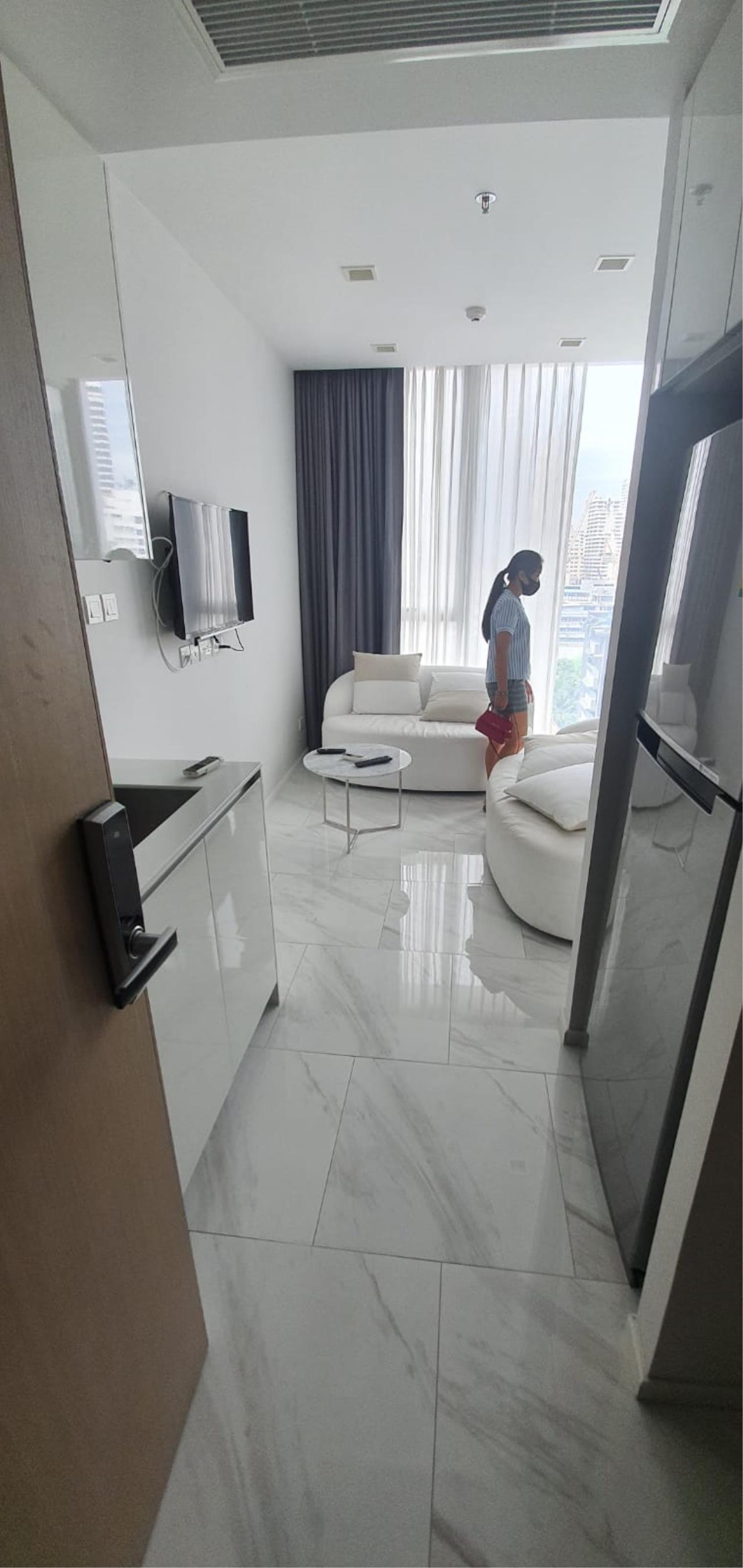 Bestbkkcondos Agency's Hyde 11 - 35 Sqm - for rent: 18000THB/MONTH - 1 bedroom, 1 bathroom 1