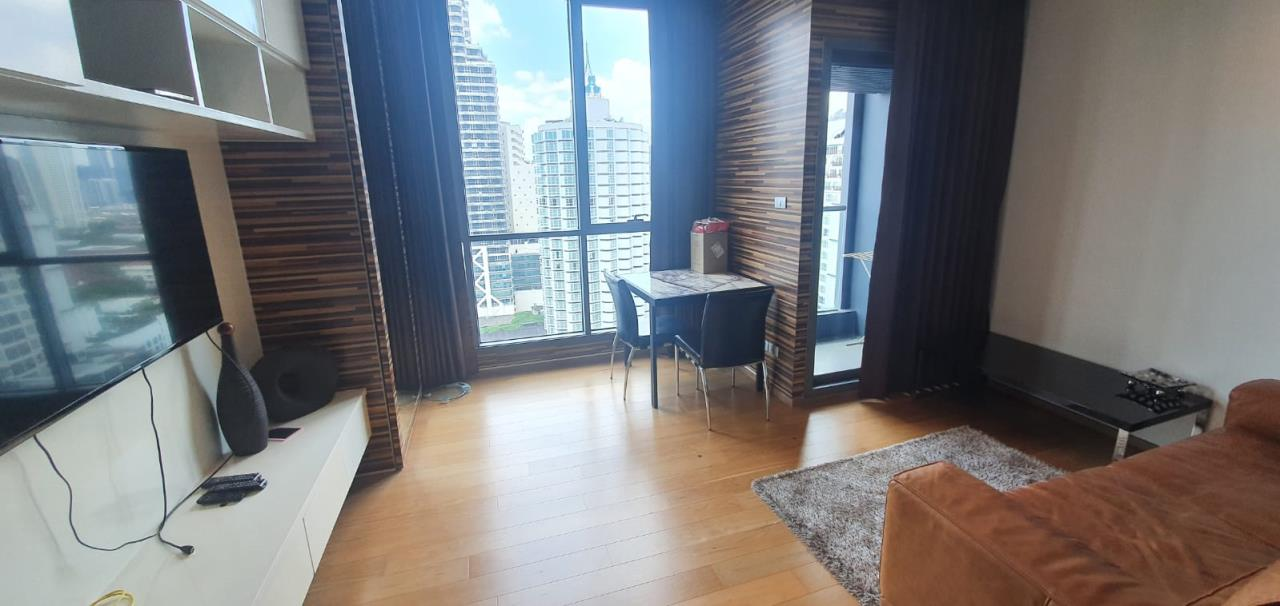 Bestbkkcondos Agency's Hyde Sukhumvit - 46 Sqm - for rent: 25000THB/MONTH - 1 bedroom, 1 bathroom 1