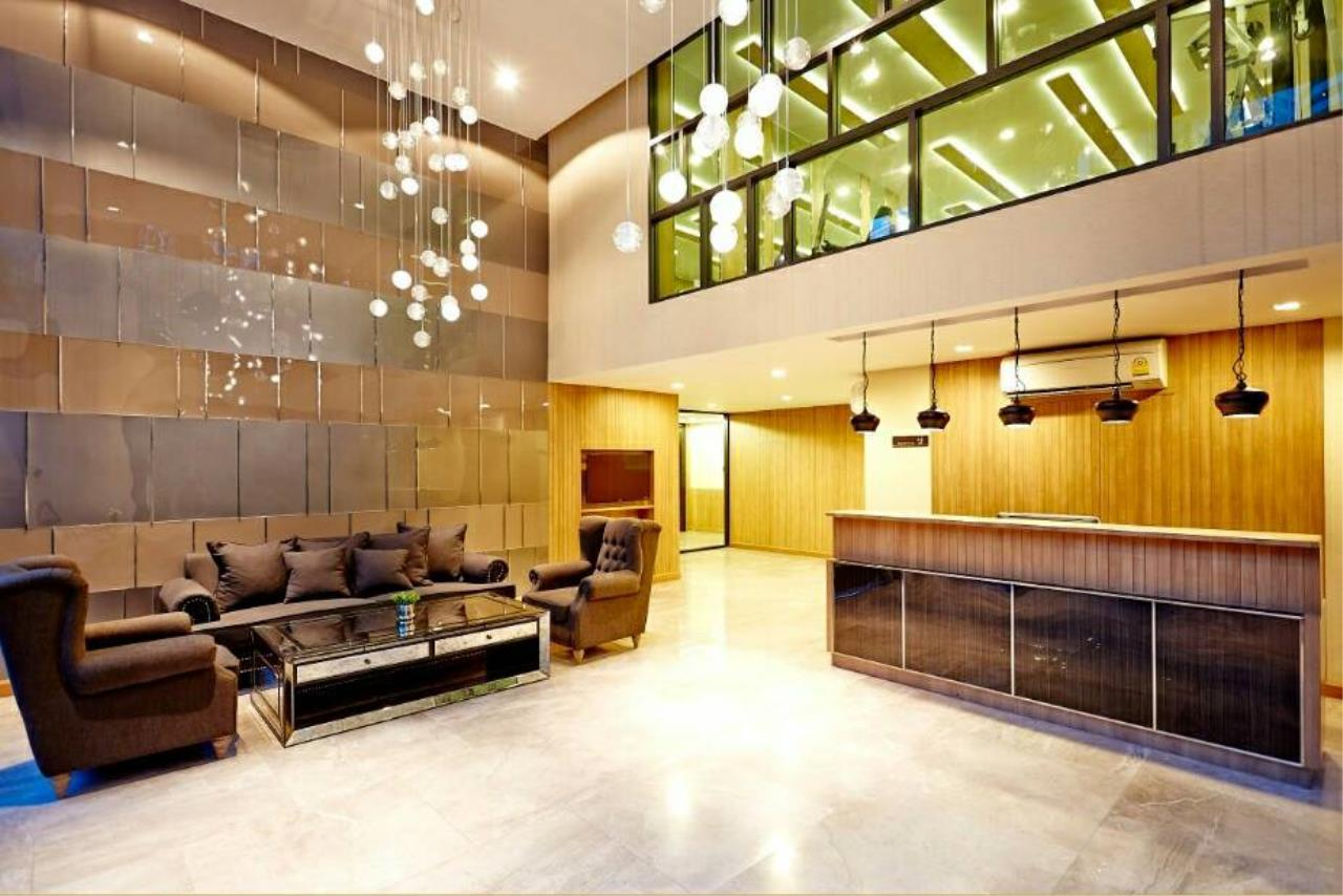 Bestbkkcondos Agency's Mirage Sukhumvit 27 - 35.7 Sqm - for rent: 24.000THB/MONTH - for sell: 5.790.000THB - 1 bedroom, 1 bathroom 11