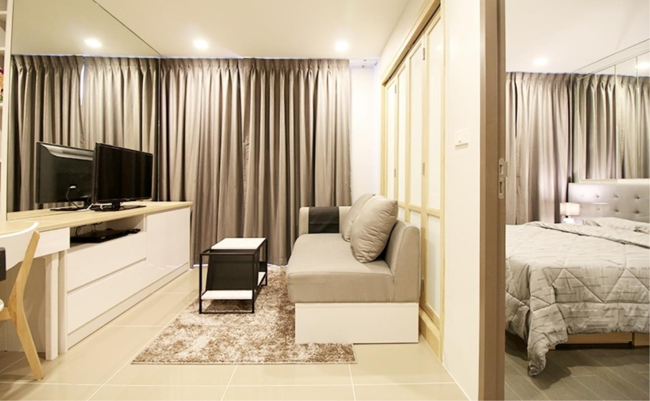 Bestbkkcondos Agency's Mirage Sukhumvit 27 - 35.7 Sqm - for rent: 24.000THB/MONTH - for sell: 5.790.000THB - 1 bedroom, 1 bathroom 2