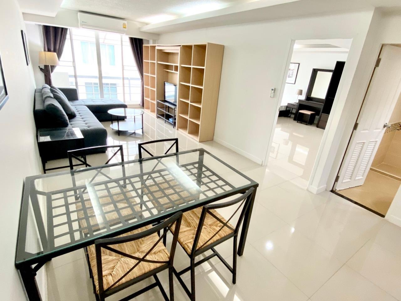 Bestbkkcondos Agency's Waterford 50 2 bedrooms 2 bathrooms 96.8 sqm. 8th Floor for sale 6.582mTHB Rental 28000THB 5