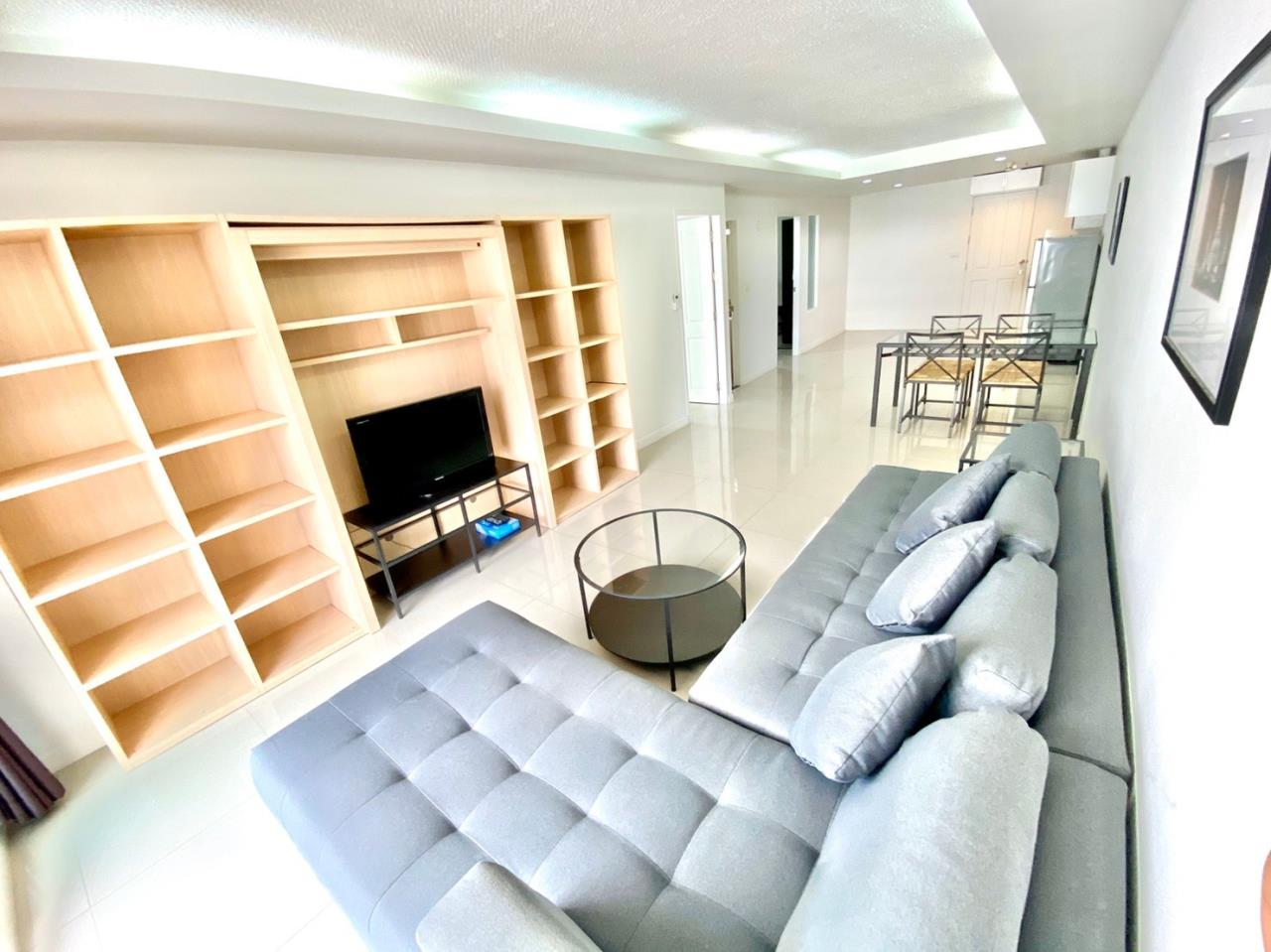 Bestbkkcondos Agency's Waterford 50 2 bedrooms 2 bathrooms 96.8 sqm. 8th Floor for sale 6.582mTHB Rental 28000THB 7