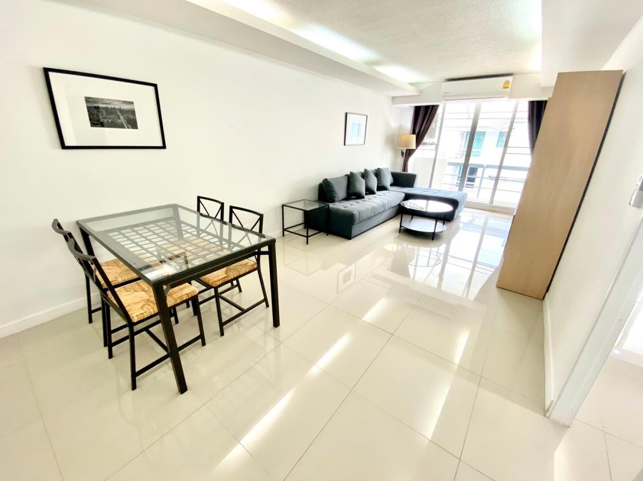 Bestbkkcondos Agency's Waterford 50 2 bedrooms 2 bathrooms 96.8 sqm. 8th Floor for sale 6.582mTHB Rental 28000THB 6